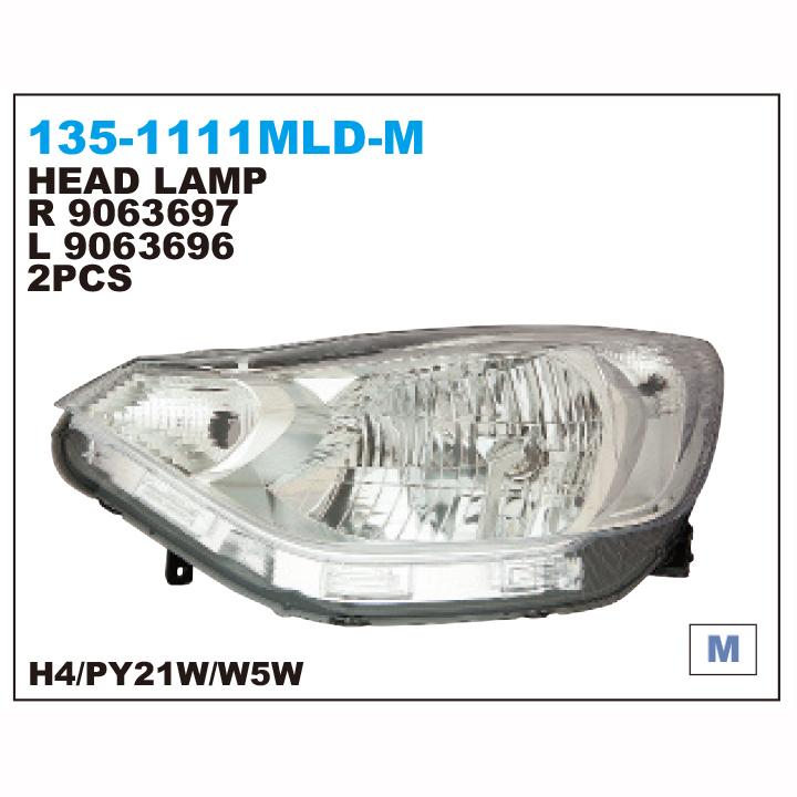 135-1111MLD-M
